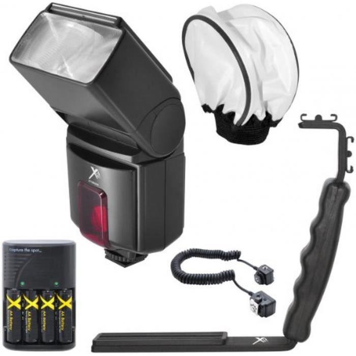 kit flash sb800 pro dslr num rique avec accessoires pour. Black Bedroom Furniture Sets. Home Design Ideas