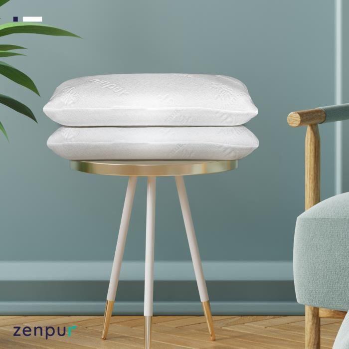 oreiller tempur achat vente oreiller tempur pas cher les soldes sur cdiscount cdiscount. Black Bedroom Furniture Sets. Home Design Ideas