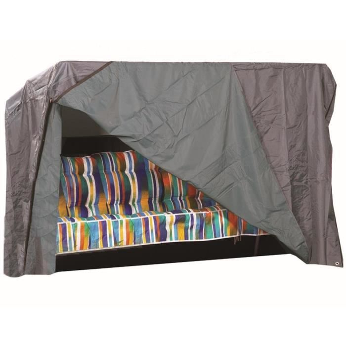 couverture housse impermeable parapluie pour balancelle. Black Bedroom Furniture Sets. Home Design Ideas