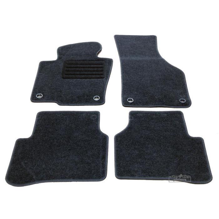 tapis de sol textile vw passat b6 b7 achat vente tapis de sol tapis de sol textile vw pas. Black Bedroom Furniture Sets. Home Design Ideas