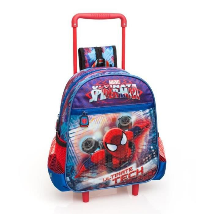 spiderman trolley sac dos pour enfants achat vente sac dos 5607372483179 cdiscount. Black Bedroom Furniture Sets. Home Design Ideas