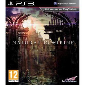 JEU PS3 Natural Doctrine Jeu PS3