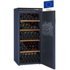 CLIMADIFF CVP180 - Cave ? vin de vieillissement - 180 bouteilles - Pose libre - Classe A - L 62 x H145 cm