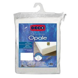 dodo prot ge matelas opale 180x200 cm en forme de drap housse achat vente prot ge matelas. Black Bedroom Furniture Sets. Home Design Ideas