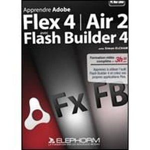 LOGICIEL À TÉLÉCHARGER Apprendre Adobe Flex 4 et Air 2 - 1 poste