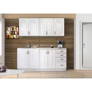 Facade meuble cuisine achat vente facade meuble for Cuisine complete blanche