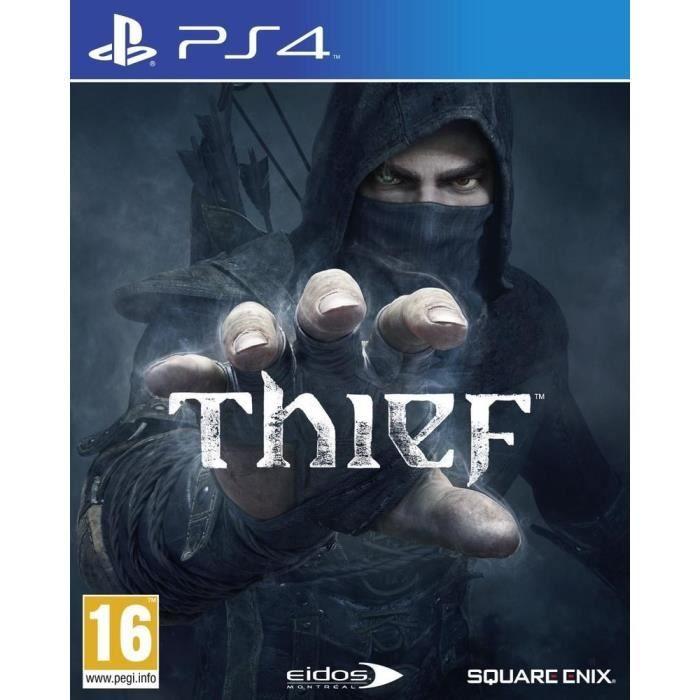 jeux pc video console ps thief jeu f