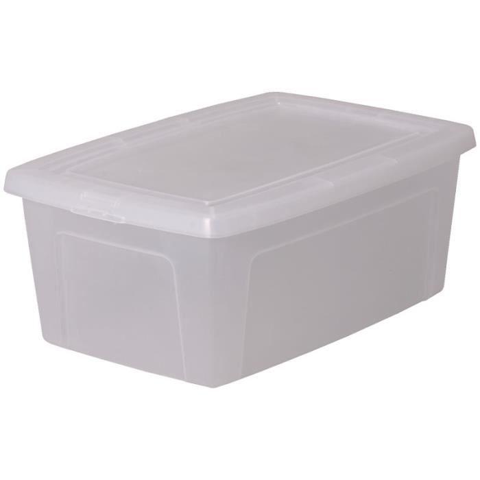 Boite de rangement systeme de rangement cube de for Boite de rangement decorative
