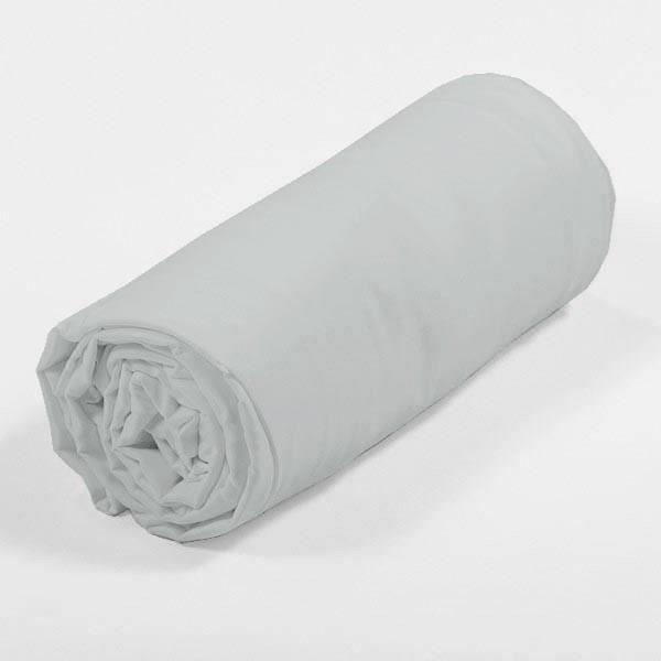 finlandek drap housse hilja 180x200 cm gris perle achat vente drap housse cdiscount. Black Bedroom Furniture Sets. Home Design Ideas