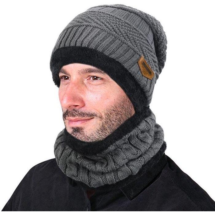 bonnet homme achat vente bonnet homme pas cher cdiscount. Black Bedroom Furniture Sets. Home Design Ideas