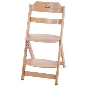 chaise haute evolutive en bois achat vente chaise haute evolutive en bois pas cher cdiscount. Black Bedroom Furniture Sets. Home Design Ideas