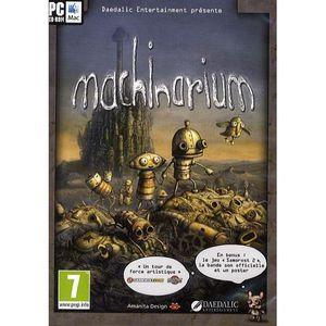 MACHINARIUM / JEU POUR PC