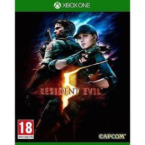 JEUX XBOX ONE Resident Evil 5 Jeu Xbox One