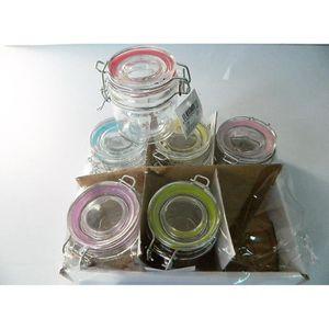 petits bocaux en verre achat vente petits bocaux en. Black Bedroom Furniture Sets. Home Design Ideas