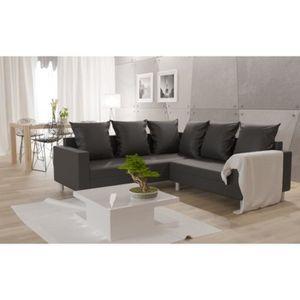 canape longueur 180 achat vente canape longueur 180 pas cher cdiscount. Black Bedroom Furniture Sets. Home Design Ideas