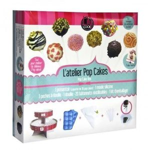Lily Cook Moule Pop Cake