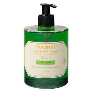 SAVON - SYNDETS Florame Savon liquide Verveine Tonifiant 500ml