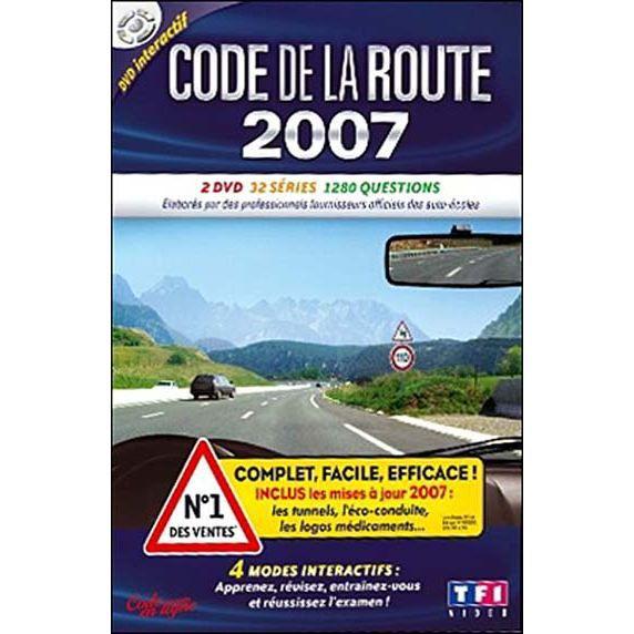 dvd le code de la route interactif dition 2008 en dvd documentaire pas cher cdiscount. Black Bedroom Furniture Sets. Home Design Ideas