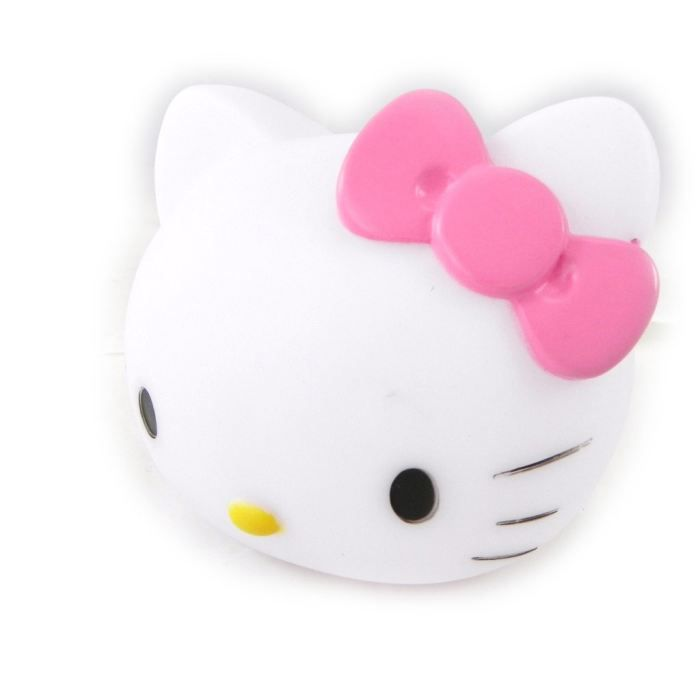 lampe led veilleuse hello kitty achat vente. Black Bedroom Furniture Sets. Home Design Ideas