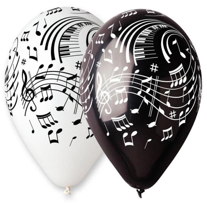 ballon note de musique achat vente ballon note de musique pas cher les soldes sur. Black Bedroom Furniture Sets. Home Design Ideas