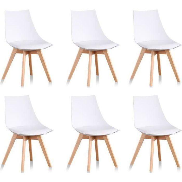 chaises eames - achat / vente chaises eames pas cher - cdiscount - Chaises Eames Pas Cher