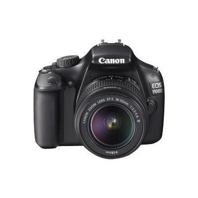 APPAREIL PHOTO COMPACT Canon EOS 1100D - Appareil photo numérique - Refl…