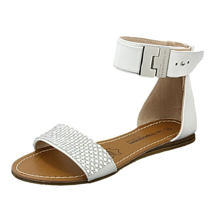sandale les tropeziennes githa b achat vente sandale nu pieds sandale les tropeziennes. Black Bedroom Furniture Sets. Home Design Ideas