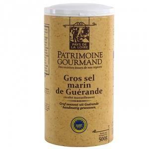 Patrimoine gourmand gros sel marin de guerande achat - Desherber au gros sel ...