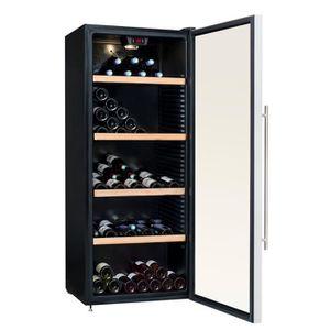 CLIMADIFF CLPG182 - Cave ? vin polyvalente - 182 bouteilles - Pose libre - Classe C - L 63 x H 169,5 cm