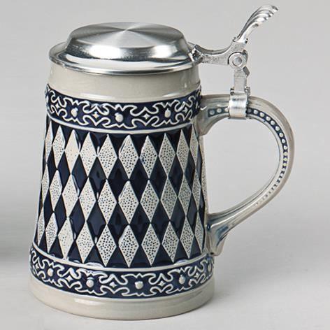 Domex pot bi re losange 25918 achat vente verre for Maison de la biere reims