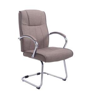 fauteuil bureau sans roulette - achat / vente fauteuil bureau sans ... - Chaise De Bureau Sans Roulettes