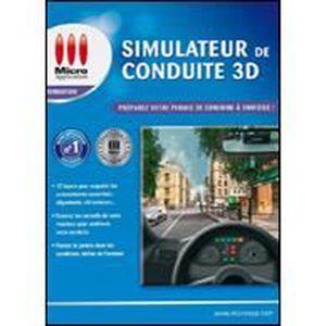 LOGICIEL À TÉLÉCHARGER Simulateur de Conduite 3D