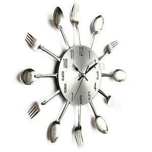 horloge de cuisine achat vente horloge de cuisine pas cher les soldes sur cdiscount. Black Bedroom Furniture Sets. Home Design Ideas