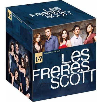 DVD Les frères Scott, saison 1 à 7 en dvd film pas cher Antwon