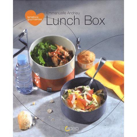 lunch box achat vente livre emmanuelle andrieu. Black Bedroom Furniture Sets. Home Design Ideas