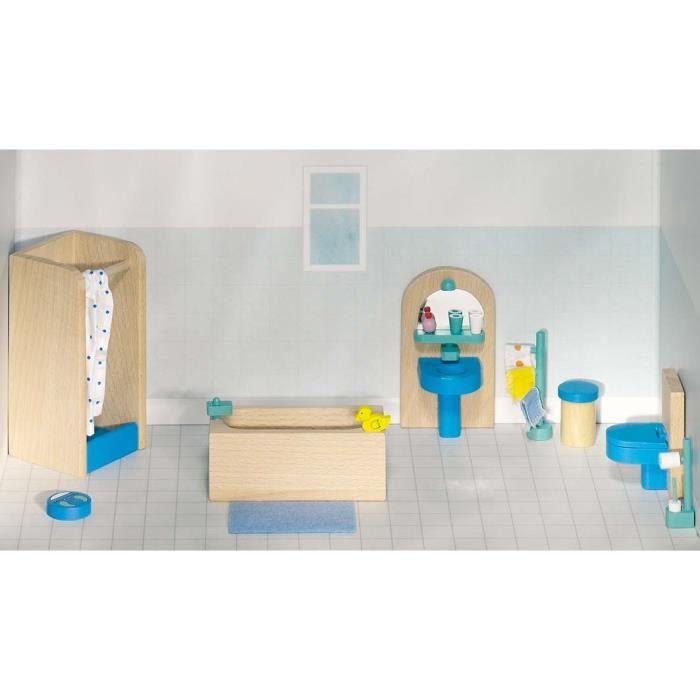 Meubles pour poup es salle de bain 1 achat vente for Meuble pour salle de bain