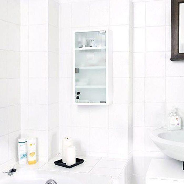 Meuble salle de bain armoire pharmacie achat vente - Armoire de salle de bain pas cher ...