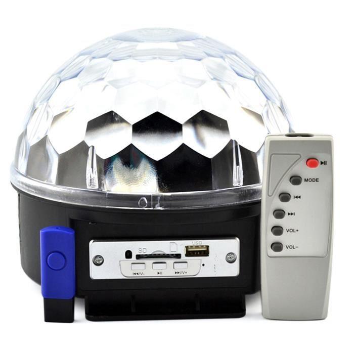 sopear jeu de lumi re dj nouveaux club disco dj party led atomic ball avec usb disque. Black Bedroom Furniture Sets. Home Design Ideas