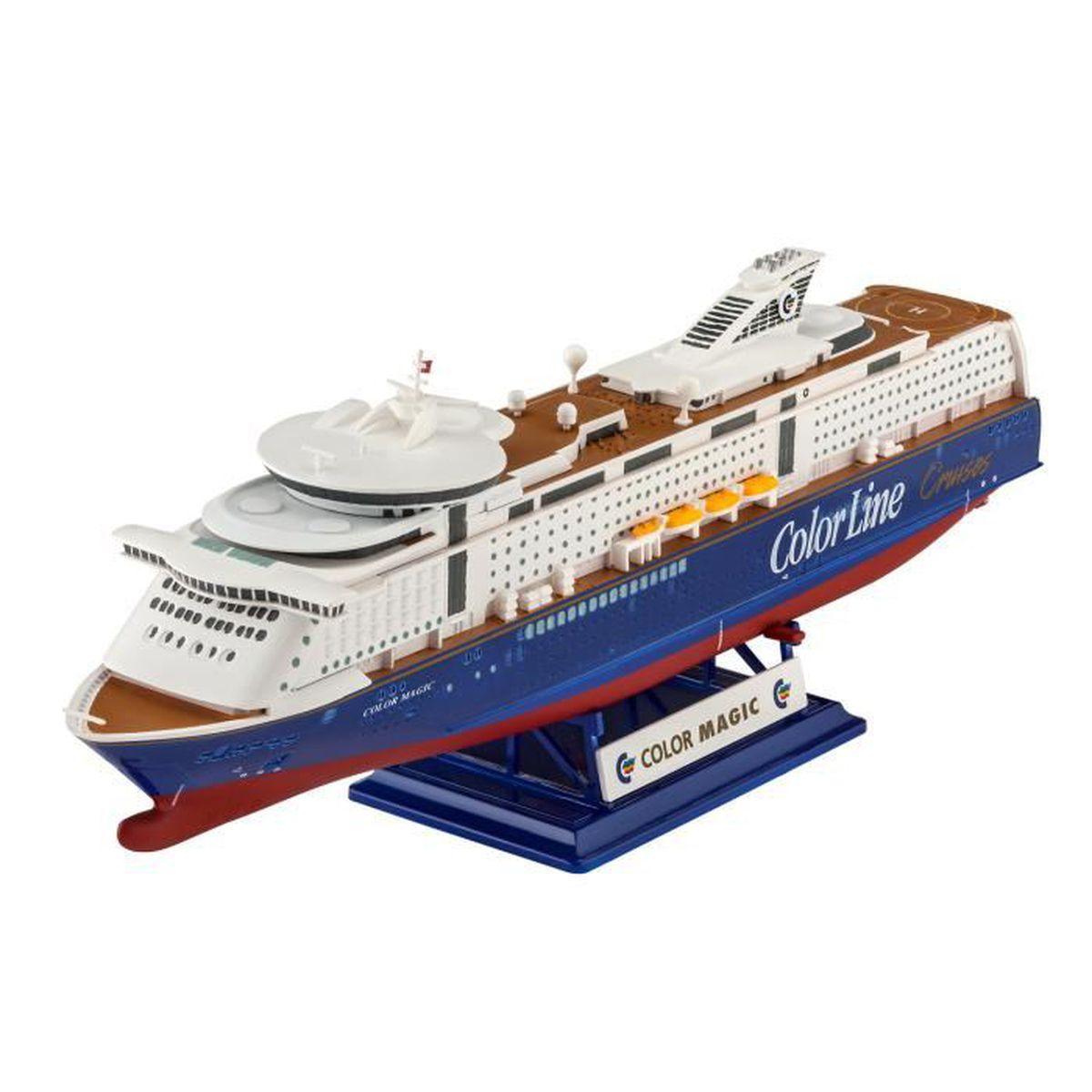 maquette de bateaux a monter achat vente jeux et jouets pas chers. Black Bedroom Furniture Sets. Home Design Ideas