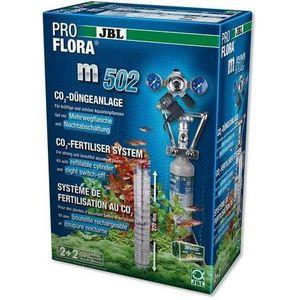 JBL Syst?me de fertilisation au CO2 Proflora M502 - Pour plantes d'aquarium