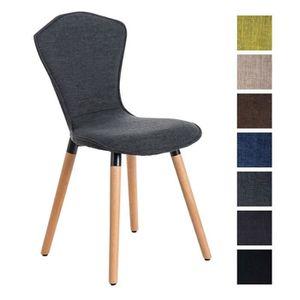 Chaises salle a manger hauteur assise 55 cm achat - Chaise haut dossier salle a manger ...
