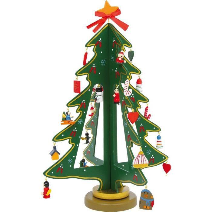 D co arbre de no l f erie de l hiver achat vente for Deco arbre de noel