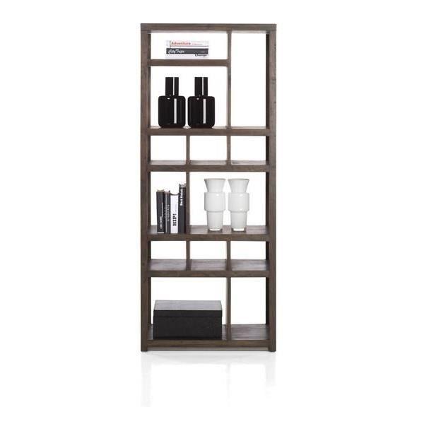 arras bibliotheque basse 13 niches. Black Bedroom Furniture Sets. Home Design Ideas