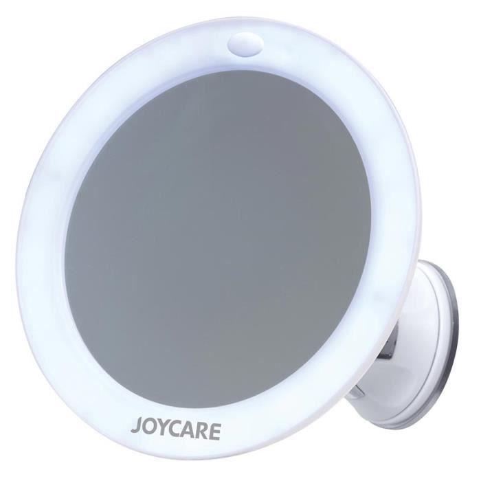 Miroir grossissant lumineux achat vente miroir for Miroir lumineux babyliss