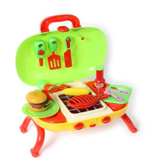 barbecue pliant sonique et lumineux accessoires 34cm achat vente dinette cuisine cdiscount. Black Bedroom Furniture Sets. Home Design Ideas