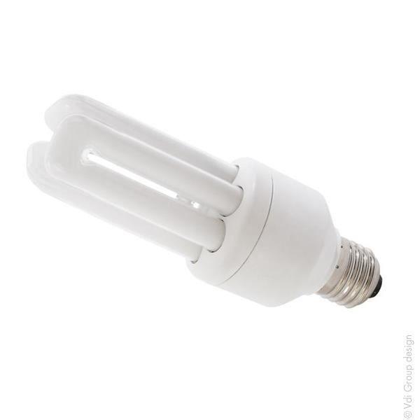 orbitec ampoule fluocompacte forme 3u e27 20w achat vente ampoule led cdiscount. Black Bedroom Furniture Sets. Home Design Ideas