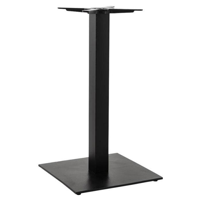 paris prix pied de table hero noir achat vente. Black Bedroom Furniture Sets. Home Design Ideas