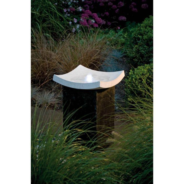 Vente de fontaine de jardin maison design for Fontaine de jardin zinc