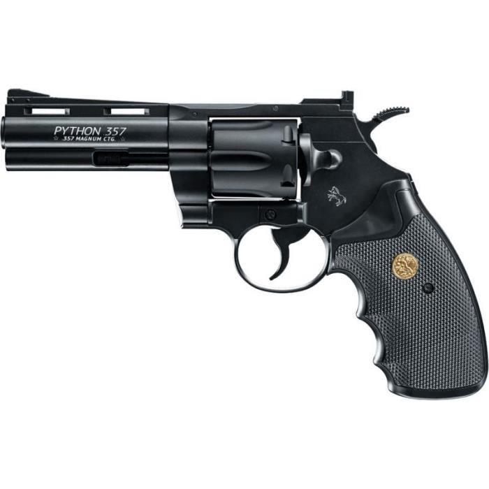 Revolver Colt Python 4 Pouces 4 5 Mm Prix Pas Cher