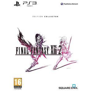 JEU PS3 FINAL FANTASY XIII-2 COLLECTOR / Jeu console PS3